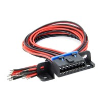 16 pin obd jungtys