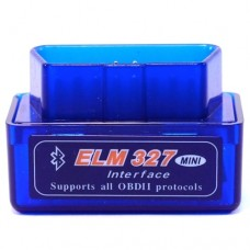 ELM327 Bluetooth Mini - obd2 bluetooth adapteris