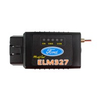 ELM327 Bluetooth su perjungikliu Ford scan